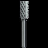 Aluminium Cut Cylindrical Burrs